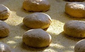 Muffin dough