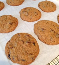 Karl'c cookies cooling